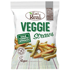 Eat Real Veggie Straws Kale, Tomato, Spinach | Harris Farm Online