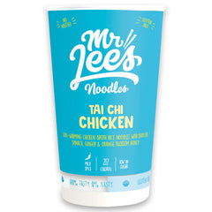 Mr Lee Tai Chi Chicken Noodles Cup 59.5g