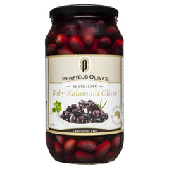 Penfield Olives Australian Baby Kalamata Olives 1kg , Grocery-Antipasti - HFM, Harris Farm Markets  - 1