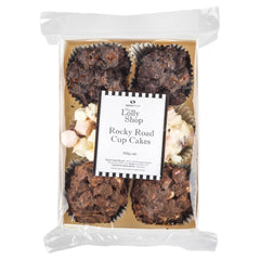 Lolly Shop Rocky Road Cup Cakes 350g , Z-Bakery - HFM, Harris Farm Markets  - 1