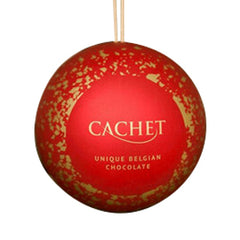 Cachet Assorted Chocolate Pralines Christmas Bauble | Harris Farm Online