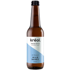 Kreol - Prebiotic Sparkling Drink - Wild Berry | Harris Farm Online