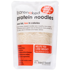Barenaked - Protein Noodles - Zero Fat, Low Carb & Cals (250g)