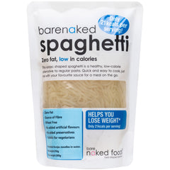 Barenaked - Spaghetti - Zero Fat, Low Carb & Cals (380g)