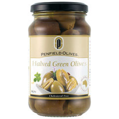 Penfield Olives - Halved Green Olives | Harris Farm Online