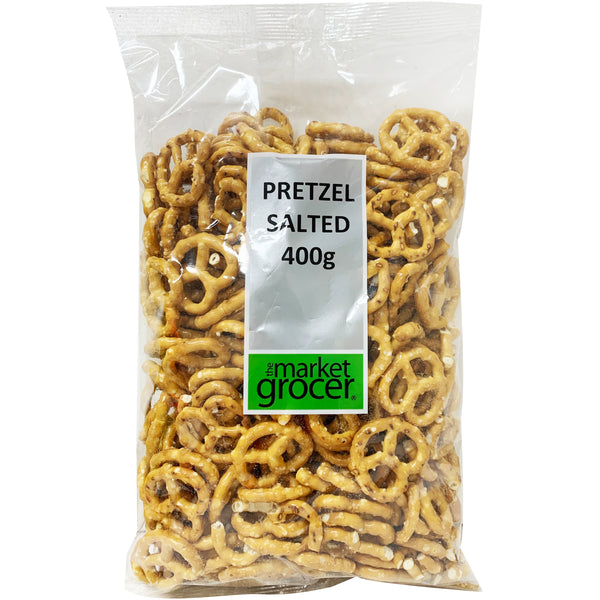 The Market Grocer - Pretzel Salted | Harris Farm Online