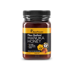 Bee Power New Zealand Manuka Honey UMF 5+ 500g