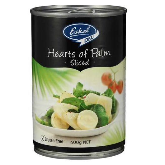 Eskal Deli - Antipasti Hearts Of Palm- Sliced (400g)