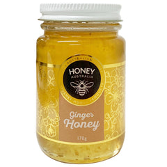 Honey Australia - Ginger Honey | Harris Farm Online