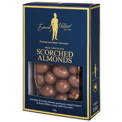 Ernest Hillier Milk Chocolate Scorched Almonds