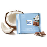 Ritter Sport - Chocolate Milk - Coconut (100g)