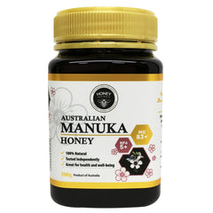 Honey Australia Manuka Honey MG 83+ NPA 5+ 500g