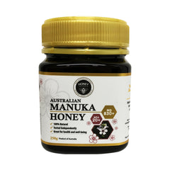 Honey Australia Manuka Honey MG 830+ NPA 20+250g