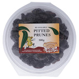 Yummy Prunes Pitted Tub 500g , Grocery-Nuts - HFM, Harris Farm Markets  - 1