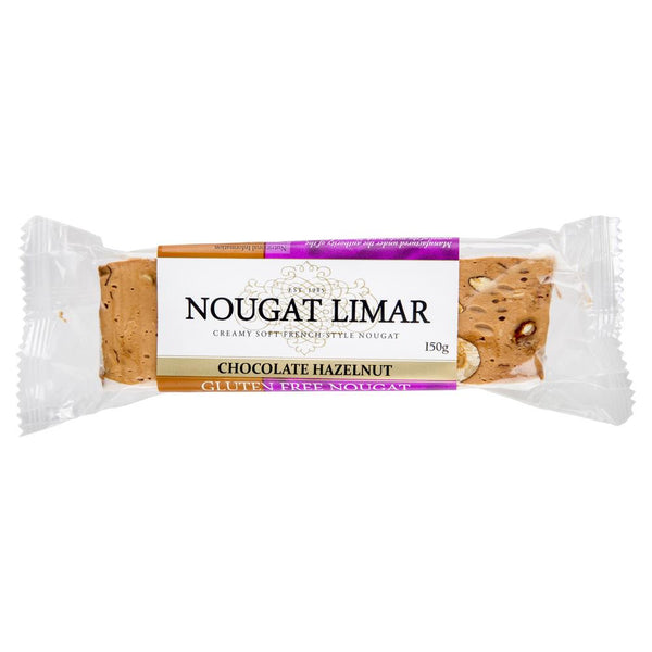 Nougat Limar Hazelnut Almond 150g , Grocery-Confection - HFM, Harris Farm Markets  - 1