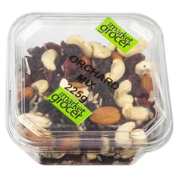 Market Grocer Orchard Mix 225g , Grocery-Nuts - HFM, Harris Farm Markets  - 1