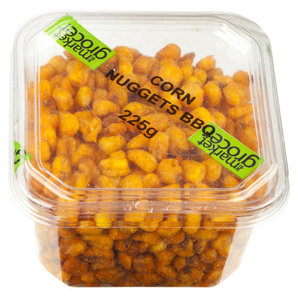 Market Grocer Corn Nuggets Bbq 225g , Grocery-Nuts - HFM, Harris Farm Markets  - 1