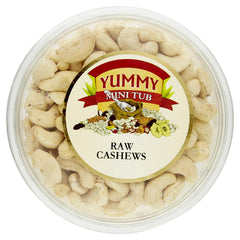 Yummy Cashews Raw Tub 150g , Grocery-Nuts - HFM, Harris Farm Markets  - 1