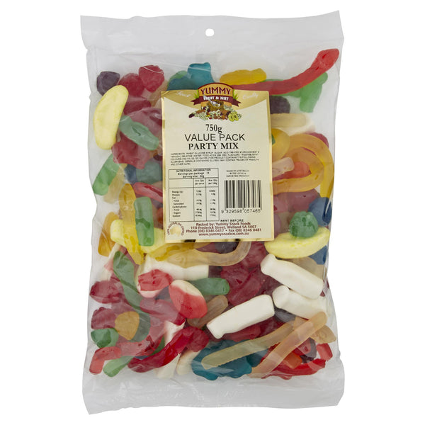 Yummy Party Mix 750g , Grocery-Confection - HFM, Harris Farm Markets