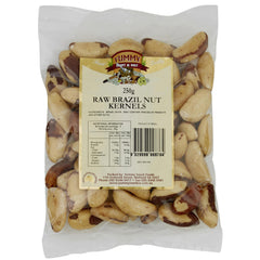 Yummy Brazil Nuts Raw 250g , Grocery-Nuts - HFM, Harris Farm Markets