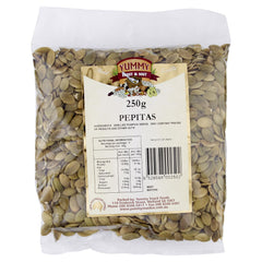 Yummy Pepitas 250g , Grocery-Nuts - HFM, Harris Farm Markets