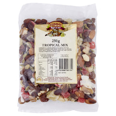Yummy Tropical Mix 250g , Grocery-Nuts - HFM, Harris Farm Markets