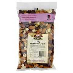 Yummy Delight 500g , Grocery-Nuts - HFM, Harris Farm Markets  - 1