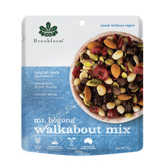 Brookfarm - Nuts Snack - Mt Bogong Walkabout Mix | Harris Farm Online