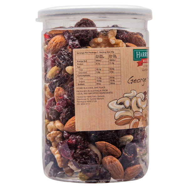Harris Farm George Harris Mix 350g , Grocery-Nuts - HFM, Harris Farm Markets  - 3