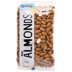Harris Farm Almonds Raw 500g
