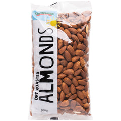 Harris Farm Almonds Dry Roasted | Harris Farm Online