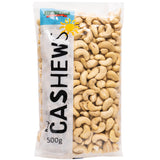 Harris Farm - Cashews Raw (500g)