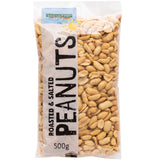 Harris Farm - Peanuts - Roasted Salted (500g)