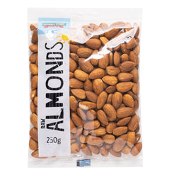 Harris Farm - Almonds Raw (250g)