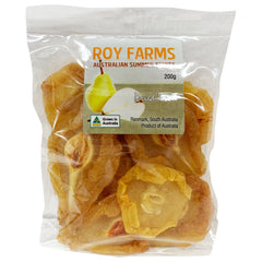 Roy Farms - Dried Pears | Harris Farm Online