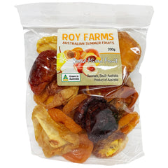 Roys Farms - Dried Mixed Fruit (200g)