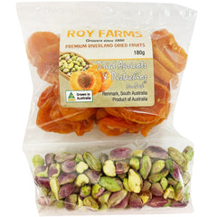 Roy Farms -  Dried Apricots and Pistachios | Harris Farm Online