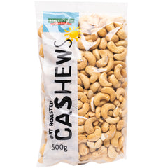 Harris Farm - Cashews - Dry Roasted | Harris Farm Online