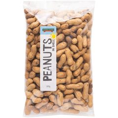 Harris Farm - Peanuts in Shell (500g)