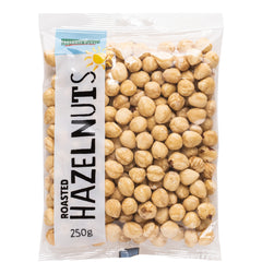 Harris Farm - Hazelnuts Roasted (250g)