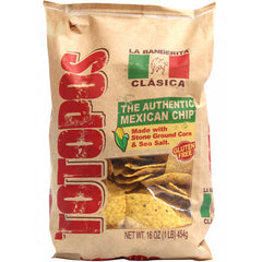 La Banderita Mexican Corn Chips | Harris Farm Online
