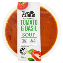 Fresh Gurus Tomato and Basil Soup | Harris Farm Online