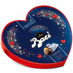Baci Dark Chocolate Praline Heart Box | Harris Farm Online