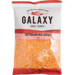 Galaxy Red Lentils | Harris Farm Online