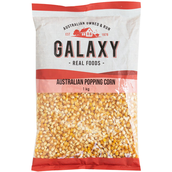 Galaxy Popping Corn | Harris Farm Online