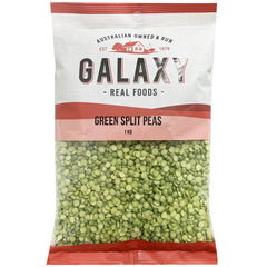 Galaxy Green Split Peas | Harris Farm Online