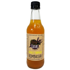 Bottled Culture - Drinks Kombucha - Honey Turmeric (330mL)
