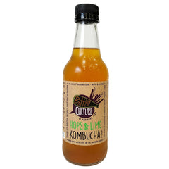 Bottled Culture - Drinks Kombucha - Hops and Lime (330mL)