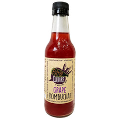 Bottled Culture - Drinks Kombucha - Grape (330mL)