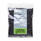 The Market Grocer Blueberries Dried 100g